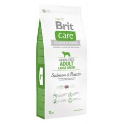 Brit Care Grain Free Adult Large Salmon & Potato 12kg