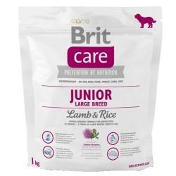 Brit Care New Junior Large Breed Lamb & Rice 1kg