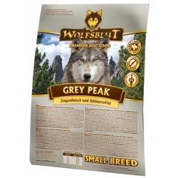 Wolfsblut Dog Grey Peak Small - koza i bataty 500g