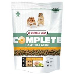 Versele-Laga Hamster & Gerbil Complete pokarm dla chomika i myszoskoczka 500g