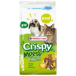 Versele-Laga Crispy Muesli Rabbit - pokarm dla królika 400g