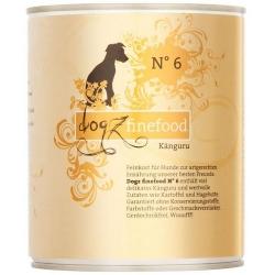 Dogz Finefood N.06 Kangur puszka 800g