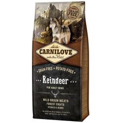 Carnilove Dog Reindeer Adult - renifer 1,5kg
