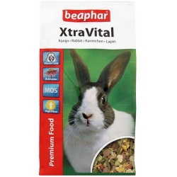 Beaphar Xtra Vital Rabbit Food - dla królika 1kg
