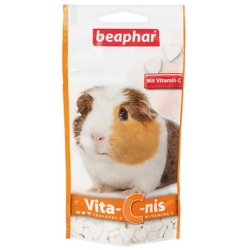 Beaphar Vita-C-Nis - witamina C dla świnki morskiej tabletki 50g