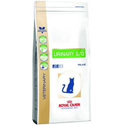 Royal Canin Veterinary Diet Feline Urinary S/O 7kg