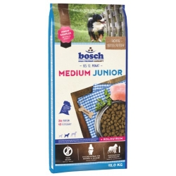 Bosch Medium Junior Breed 15kg