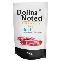 Dolina Noteci Premium Pies Pure Kaczka saszetka 500g