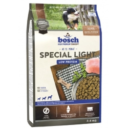 Bosch Special Light Low Protein 2,5kg