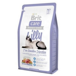 Brit Care Cat New Lilly I've Sensitive Digestion Lamb & Salmon 7kg