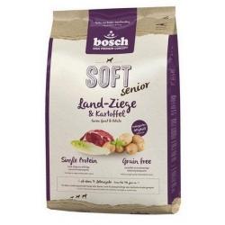 Bosch Soft Senior Kozina & Ziemniak 1kg