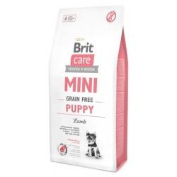 Brit Care Grain Free Mini Puppy Lamb 2kg