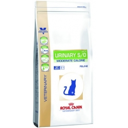Royal Canin Veterinary Diet Feline Urinary S/O Moderate Calorie UMC34 1,5kg