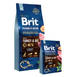Brit Premium By Nature Light 3kg