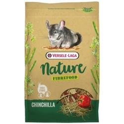 Versele-Laga Fibrefood Chinchilla Nature wysokobłonnikowy pokarm dla szynszyli 1kg