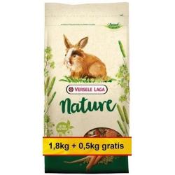 Versele-Laga Cuni Nature pokarm dla królika 2,3kg (1,8kg+0,5kg gratis)