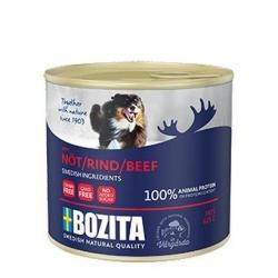 Bozita Dog Pasztet z wołowiną puszka 625g