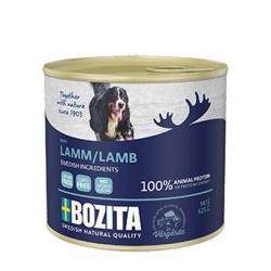 Bozita Dog Pasztet z jagnięciną puszka 625g