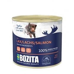 Bozita Dog Pasztet z łososiem puszka 625g
