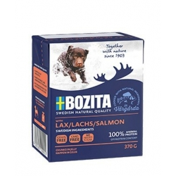 Bozita Dog Tetra Recart z łososiem w galaretce kartonik 370g