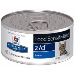 Hill's Prescription Diet z/d Feline 156g