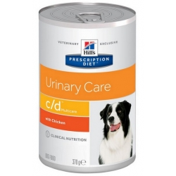 Hill's Prescription Diet c/d Canine puszka 370g