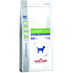Royal Canin Veterinary Diet Canine Urinary S/O USD20 Small Dog 1,5kg