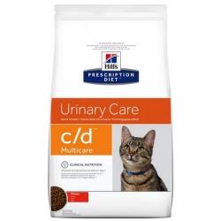 Hill's Prescription Diet c/d Feline z Kurczakiem 10kg