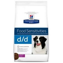 Hill's Prescription Diet d/d Kaczka i Ryż Canine 2kg