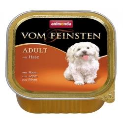 Animonda vom Feinsten Dog Adult Królik tacka 150g