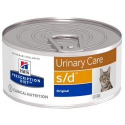 Hill's Prescription Diet s/d Feline puszka 156g