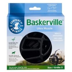 Baskerville Kaganiec Ultra-5 czarny