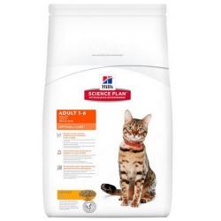 Hill's Feline Adult Chicken Optimal Care 15kg