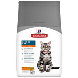 Hill's Feline Adult Indoor Cat Chicken 4kg