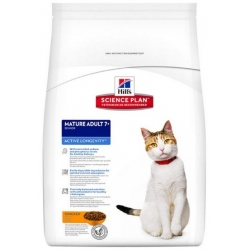 Hill's Science Plan Feline Mature Adult 7+ Kurczak 300g