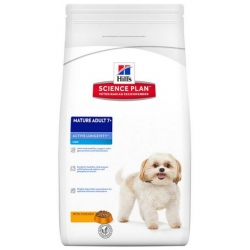 Hill's Science Plan Mature Adult 7+ Senior Small & Mini Kurczak 3kg