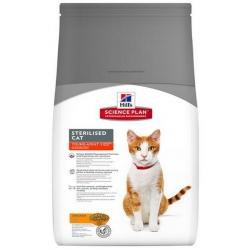Hill's Science Plan Feline Young Adult Sterilised Cat Kurczak 300g