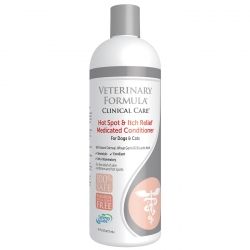 VFCC Odżywka łagodząca Hot Spot&Itch Relief  dla psów i kotów 473 ml