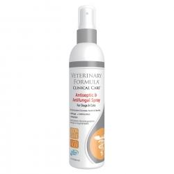 VFCC Leczniczy spray antyseptyczny i przeciwgrzybiczy dla psów i kotów 237 ml