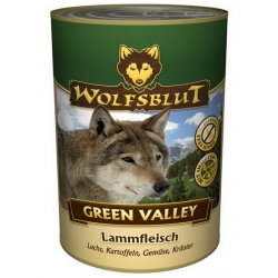 Wolfsblut Dog Green Valley puszka 395g