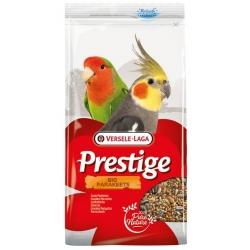 Versele-Laga Prestige Big Parakeets średnia papuga (nimfa, nierozłączka) 1kg