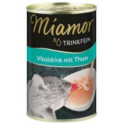 Miamor Vitaldrink z tuńczykiem puszka 135g