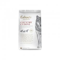 EDEN COUNTRY CUISINE – Kaczka, Jagnięcina, Królik, Dziczyzna - Rasy Średnie i Duże - 12kg