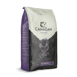 Canagan Senior Light Free Run Chicken Dog 12kg