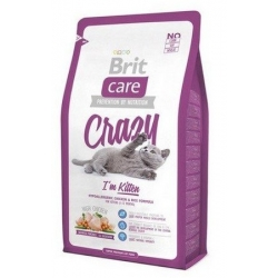 Brit Care Cat New Crazy I'm Kitten Chicken & Rice 2kg