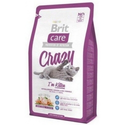Brit Care Cat New Crazy I'm Kitten Chicken & Rice 7kg
