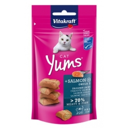 Vitakraft Cat Yums łosoś 40g [36726]
