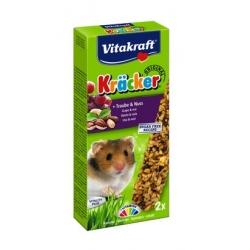 Vitakraft Kracker 2szt Chomik Orzechowy 112g
