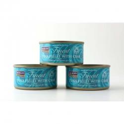 Fish4Cats Filety Tuńczyka z Krabami 70 g