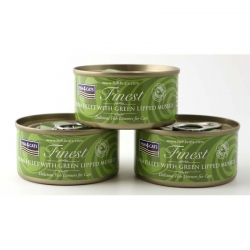 Fish4Cats Filety Tuńczyka z Omułkiem Zielonowargowym 70 g